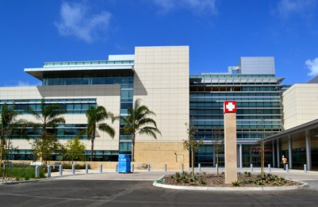 Naval-Hospital-at-Marine-Corps-Base-Camp-Pendleton-Front-Entrance